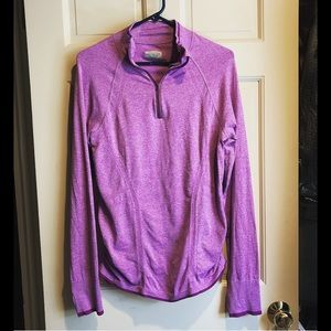 Athleta XL runners pullover